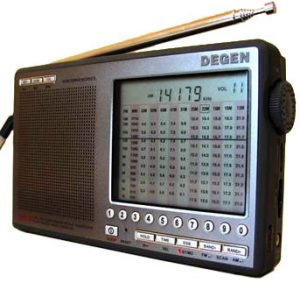 Degen 1103 Shortwave Radio