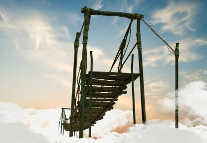 Building bridges to the afterlife